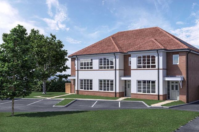 Thumbnail 3 bed semi-detached house for sale in Lockesley Chase, Orpington, Kent
