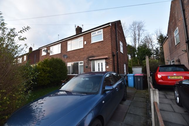 Thumbnail Semi-detached house to rent in Wardley Hall Lane, Worsley, Manchester