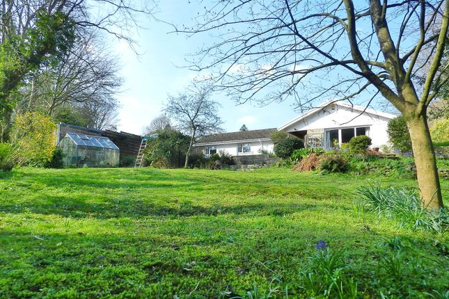 Thumbnail Detached bungalow for sale in Windswood, St. Anthonys Way, Haverfordwest, Pembrokeshire