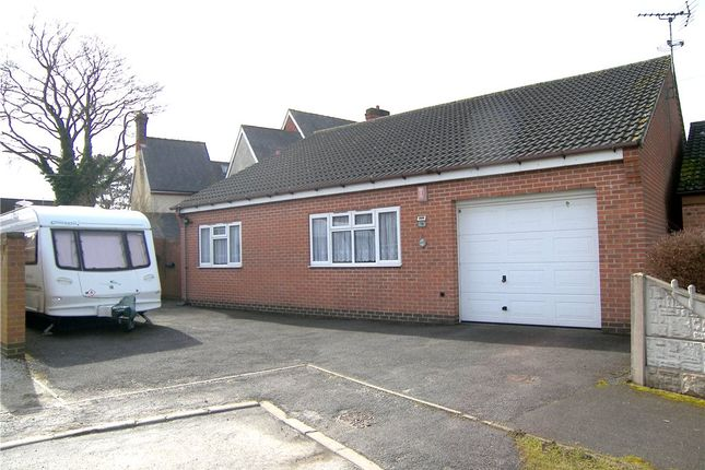 Thumbnail Detached bungalow for sale in Monsal Drive, South Normanton, Alfreton