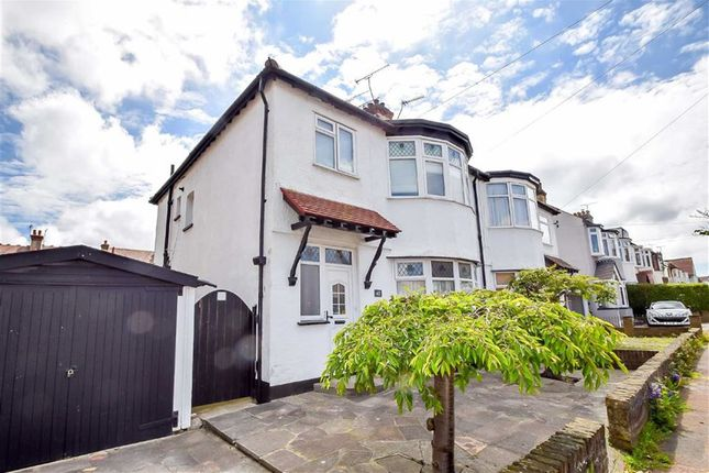 Thumbnail Flat for sale in Dundonald Drive, Leigh-On-Sea, Essex