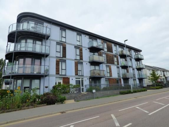 Thumbnail Flat for sale in Colchester, Essex