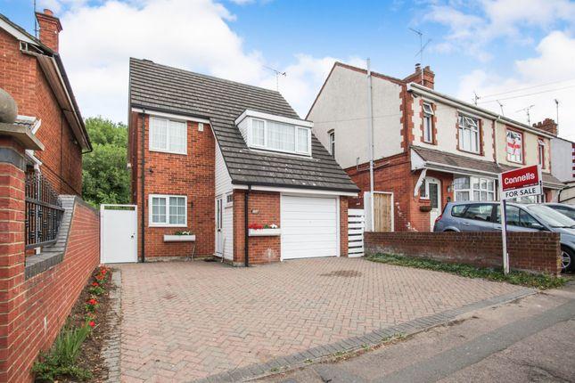 Thumbnail Detached house for sale in Compton Avenue, Leagrave, Luton