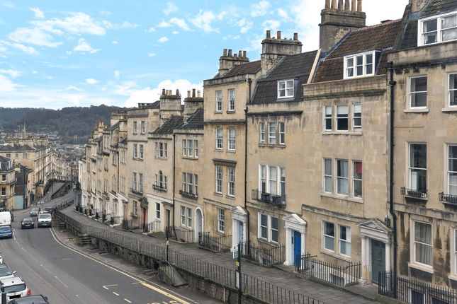 Thumbnail Maisonette to rent in Belvedere, Bath