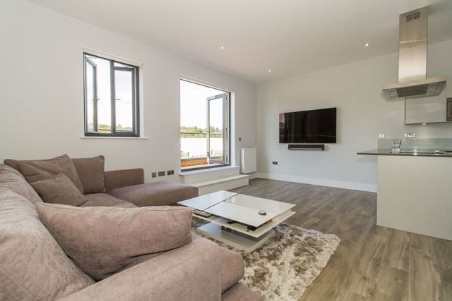 Thumbnail Flat for sale in Brancaster Place, Church Hill, Loughton
