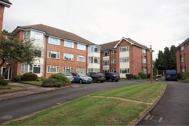 Thumbnail Flat for sale in Bryanston Court, Solihull