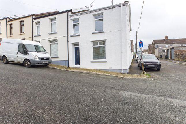 End terrace house for sale in Brynhyfryd Street, Merthyr Tydfil