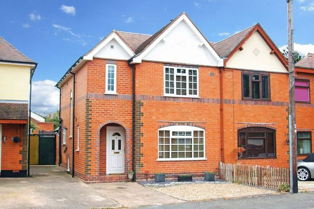 3 bed semi-detached house for sale in Highfield Avenue, Headless Cross, Redditch