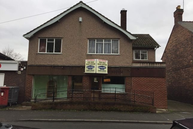 Thumbnail Retail premises for sale in Former Leighs, Market Square, Llay, Wrexham