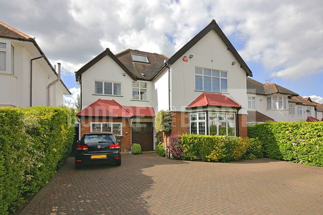 Thumbnail Detached house for sale in Selvage Lane, London