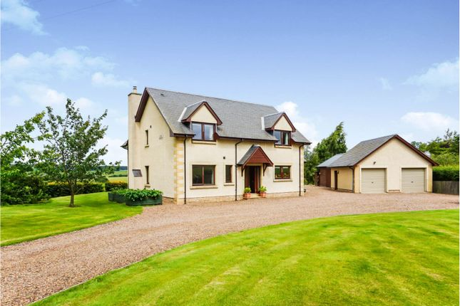 Thumbnail Detached house for sale in Linton, Kelso