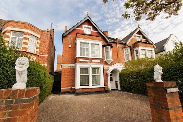 Thumbnail Semi-detached house to rent in Birch Grove, Acton, London