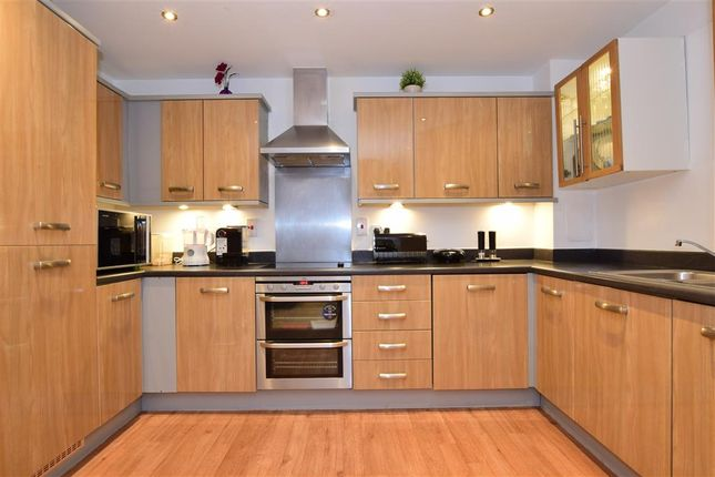 Thumbnail Flat for sale in Academy Way, Dagenham, Essex