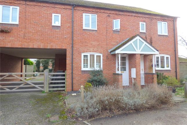 Thumbnail Detached house for sale in Meadow View, Evesham Road, Salford Priors