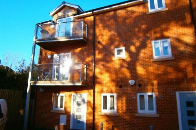Thumbnail Flat to rent in Seagers Court, Audley Road, Chippenham