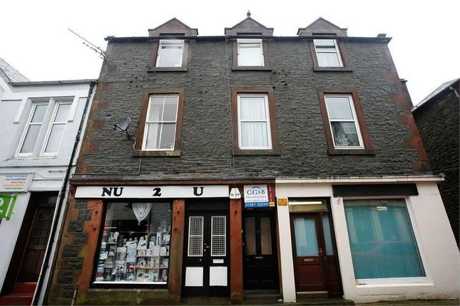 Thumbnail Flat for sale in West Park, High Street, Moffat