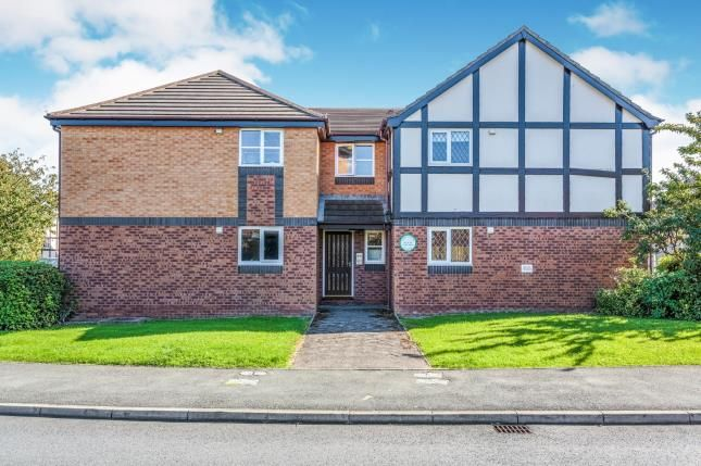 Front of Greenfinch Court, Blackpool, Lancashire FY3