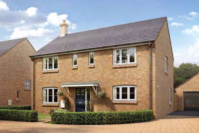 Thumbnail Detached house for sale in The Musselburgh, Thorney, Peterborough