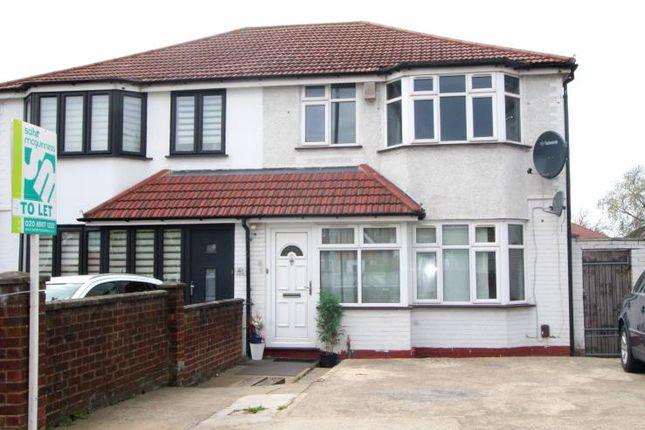 Thumbnail Flat to rent in Taunton Way, Stanmore