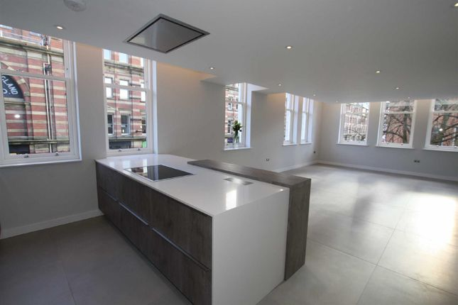 Thumbnail Flat for sale in The Residence, St John Street, Manchester