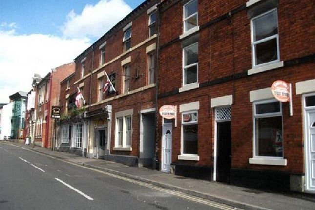 Thumbnail Property to rent in Chapel Street, Derby