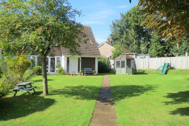 Thumbnail Semi-detached house for sale in Monkswell Close, Monmouth
