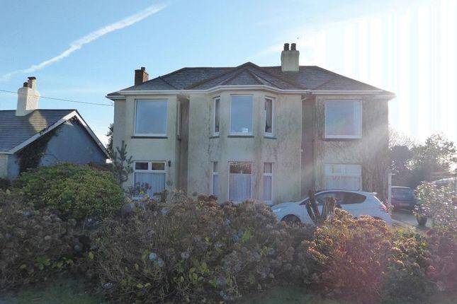 Thumbnail Detached house for sale in West Down Road, Delabole
