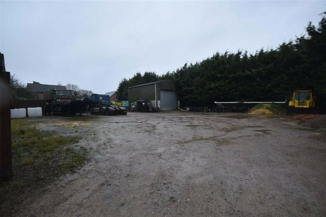 Thumbnail Commercial property for sale in Ross Road, Ledbury, Herefordshire