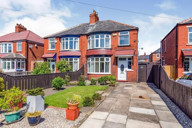 Thumbnail Semi-detached house for sale in Highfield Road, Longland, Middlesbrough