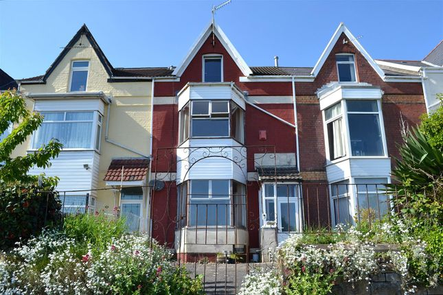 Thumbnail Terraced house for sale in The Promenade, Mount Pleasant, Swansea