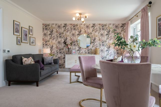 Thumbnail Flat for sale in New Build, 13 Debden House, Fallow Drive, Saffron Walden