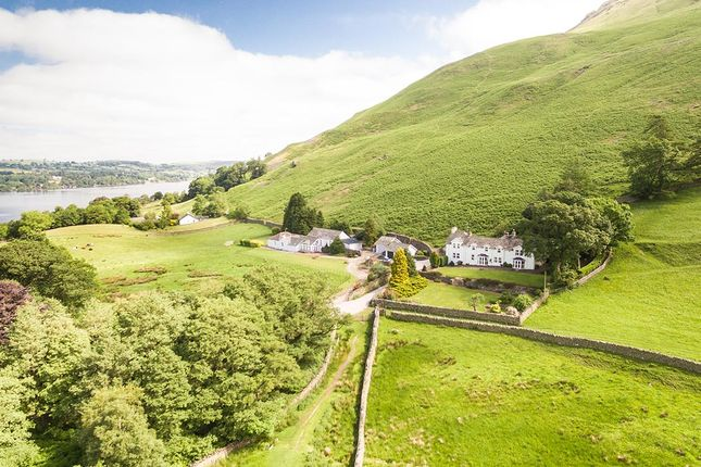 Thumbnail Country house for sale in Mellguards, Howtown, Pooley Bridge, Cumbria