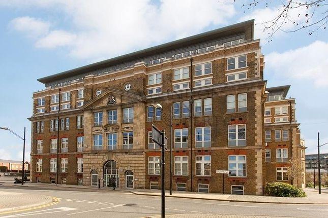 Parking/garage to rent in Parking, Building 22, Woolwich, Royal Arsenal Riverside SE18