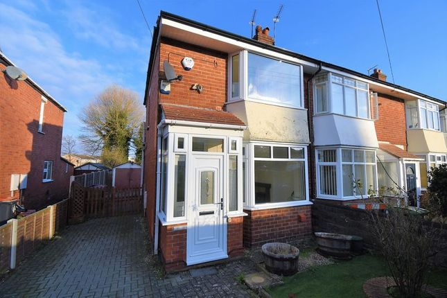 Thumbnail Terraced house for sale in 66 Roseway, Wellington, Telford