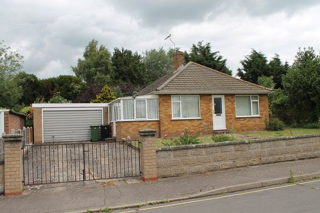 Thumbnail Detached bungalow for sale in Croft Close, Diss, Norfolk