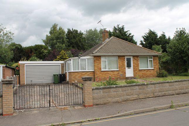 Thumbnail Detached bungalow for sale in Croft Close, Diss, Norfolk
