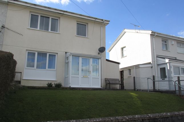 Thumbnail Semi-detached house for sale in Mitchell Crescent, Penydarren, Merthyr Tydfil