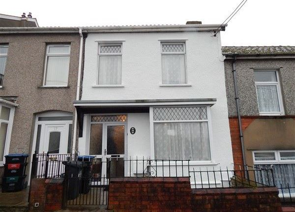 Thumbnail Terraced house for sale in Ty Bryn Road, Abertillery