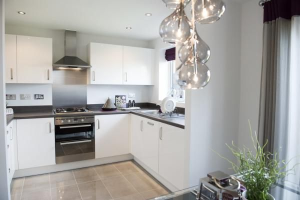 """4 bedroom property for sale in """"The Lilac At Chase Farm, Gedling"""" at Arnold Lane, Gedling, Nottingham"""