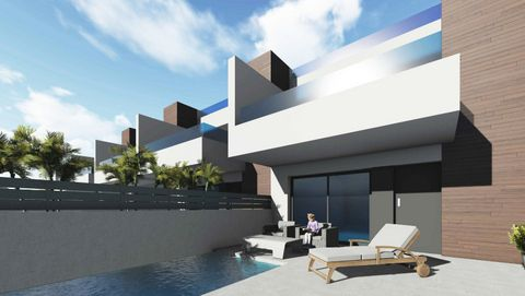 Town house for sale in Benijofar., Orihuela Costa, Alicante, Valencia, Spain