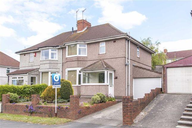 Thumbnail Semi-detached house for sale in Portway, Shirehampton, Bristol