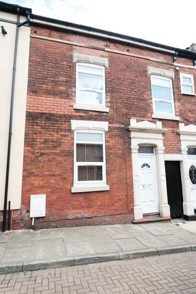 Thumbnail Terraced house to rent in Albert Road, Preston