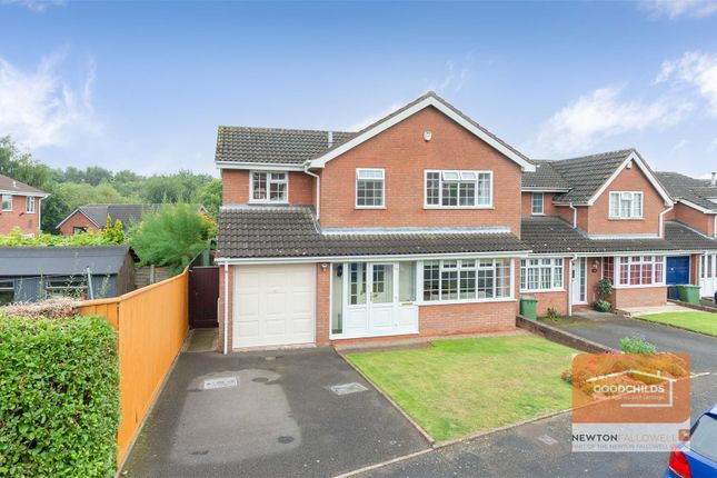 4 bed detached house for sale in Blackberry Lane, Walsall Wood, Walsall WS9