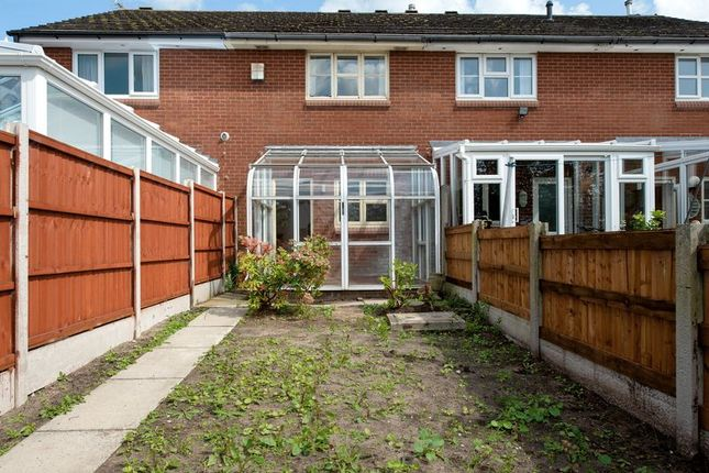 Garden of Liverpool Road, Rufford, Ormskirk L40