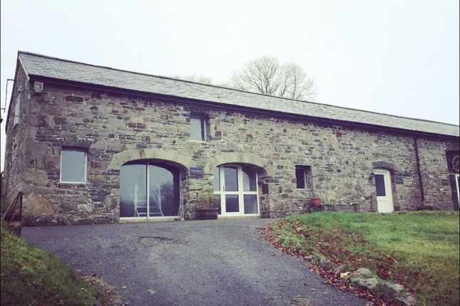 Thumbnail Maisonette to rent in Castell Howell, Pontsian, Llandysul.