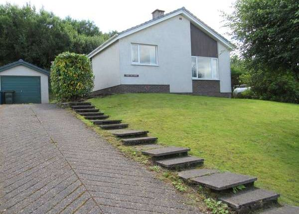 Thumbnail Detached bungalow for sale in Tigh-Na-Mara Letters Way, Strachur, Cairndow
