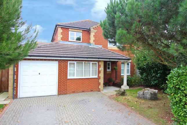 Thumbnail Detached house for sale in Burton Road, Ashford