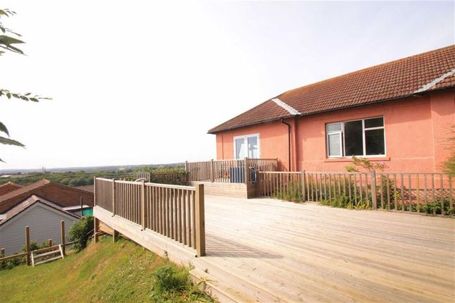 Thumbnail Detached bungalow for sale in Burhill Way, St Leonards-On-Sea, East Sussex