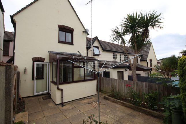 Thumbnail End terrace house for sale in Garrow Close, Brixham