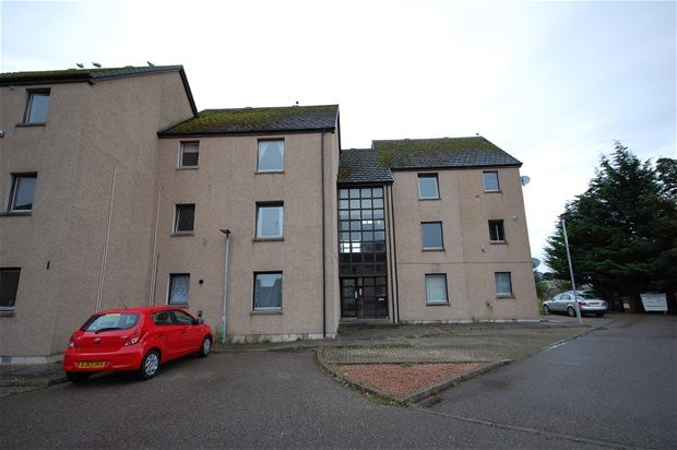 Thumbnail Flat for sale in Pansport Court, Elgin